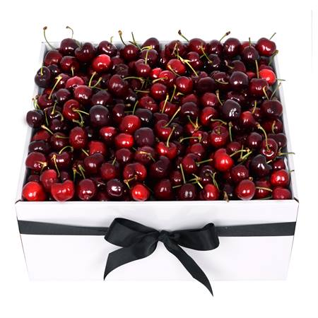 Cherries Fruit Box